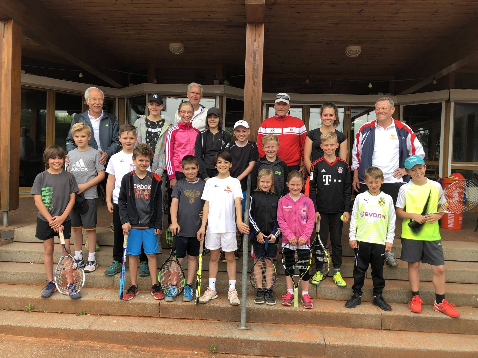 Pfingsttenniscamp 2018